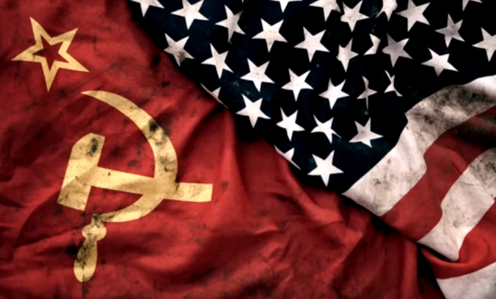 Image: These are the 45 goals of communism's takeover of America… more than half have already been achieved