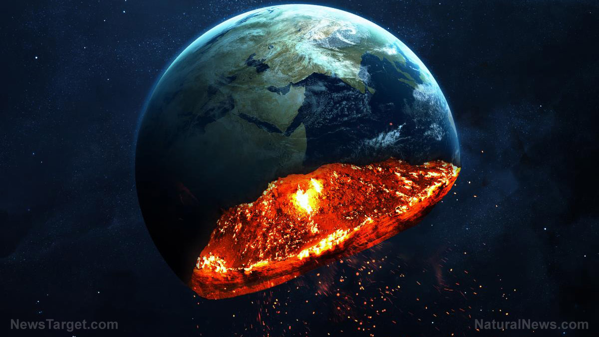 Image: Prophecy theorists say the end of the world is almost here… and survivors will face seven years of absolute HELL