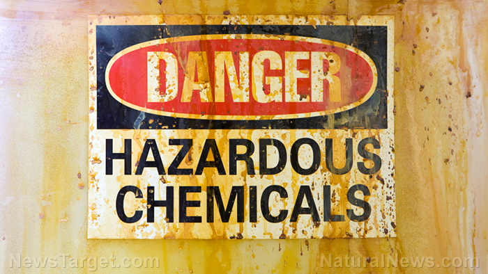"Image: Consumers being poisoned to death from ""cumulative risk"" of pesticide and chemical exposure, warns legal expert"