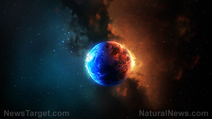 """New science reveals """"consensus"""" theory of how Earth was formed is TOTALLY WRONG... but scientists are sure they're not wrong about anything else"""