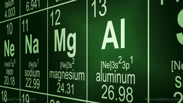 Is Autism a side effect of metal toxicity? High aluminum concentrations discovered in brain tissue of autistic children Periodic-Table-Aluminum-Element-e1504113427349
