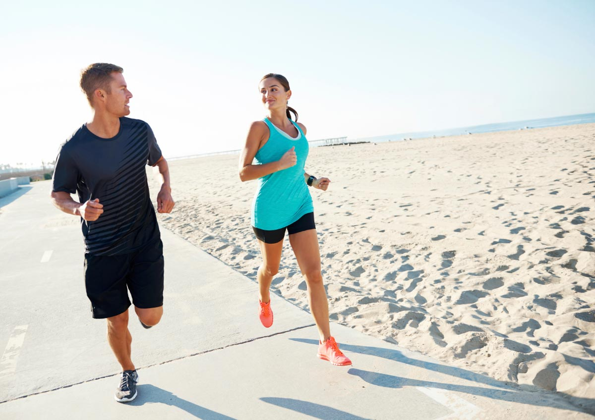 the importance of jogging as a health habit