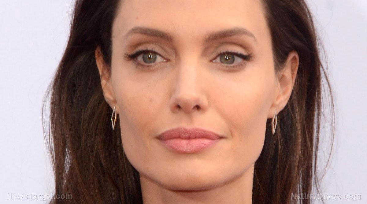 "Image: Angelina Jolie's breast cancer surgeon dubbed ""dangerous"" for urging women to buy organic and eat fresh berries to help prevent cancer"