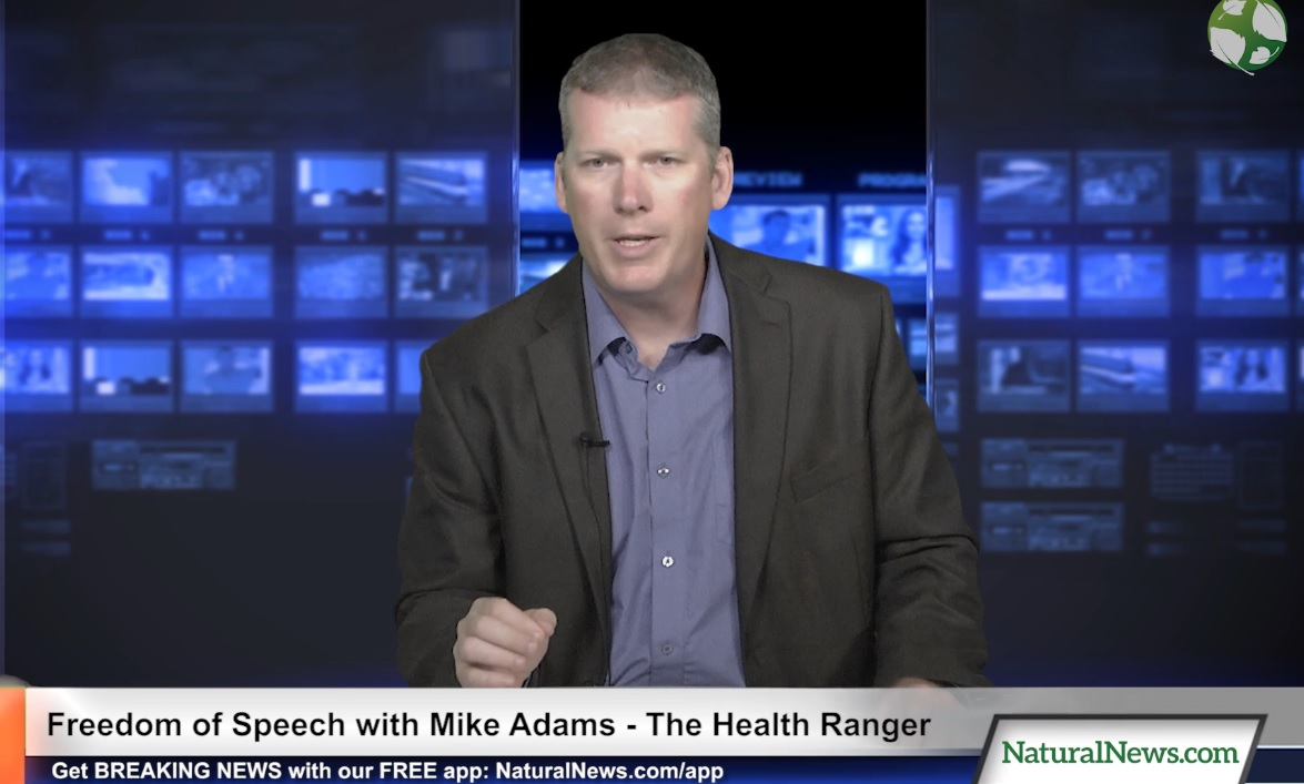 Image: Health Ranger celebrates free speech and the independent media: Keep fighting for liberty and truth