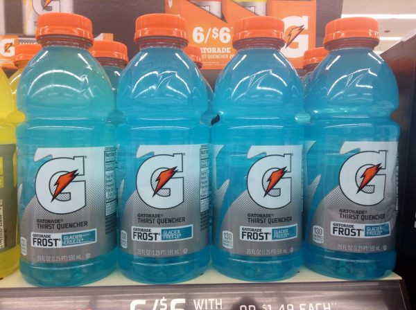 "Image: California Attorney General sues Gatorade for $300K for teaching children to ""avoid water"" … Idiocracy has become reality (it's got electrolytes)"