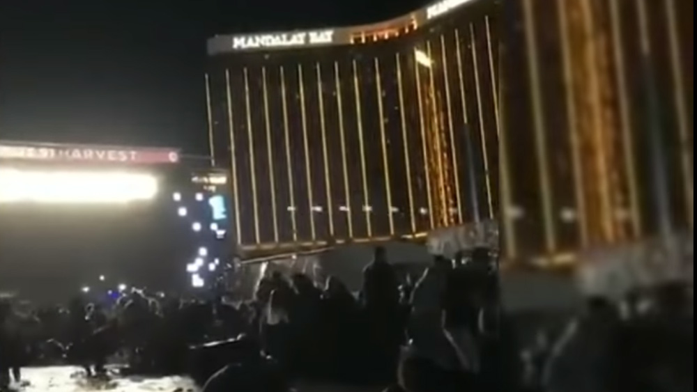 Image: MISSION IMPOSSIBLE: Official story of Las Vegas shooting unravels; physical impossibility of lone gunman senior citizen makes narrative ludicrous