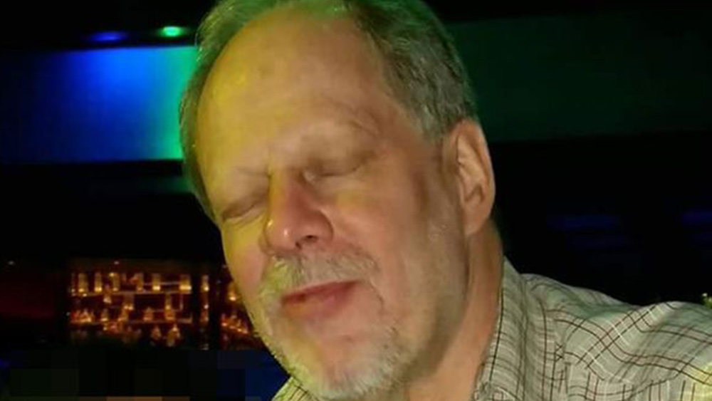 Image: Vegas shooter Stephen Paddock's laptop hard drive MISSING as mystery deepens regarding motive for the attack