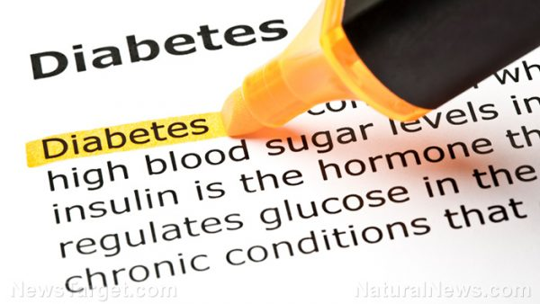 Image: Nutritional analysis PROVES the effectiveness of herbal medicine in treating diabetes