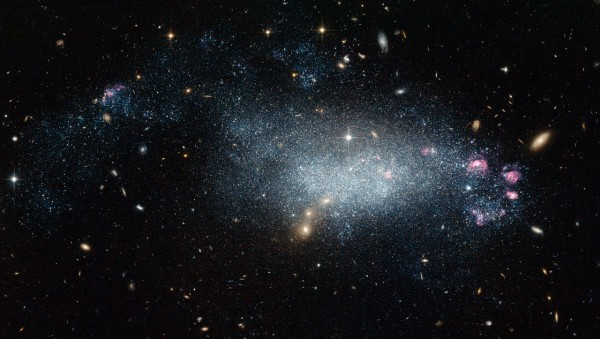 "Image: ""Dark Matter"" phenomenon pushed by science to explain 96% of the universe may be complete bunk, new scientists declare"