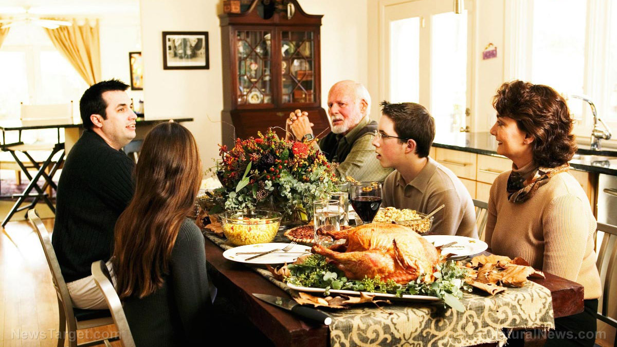 Happy Thanksgiving- Family-Holiday