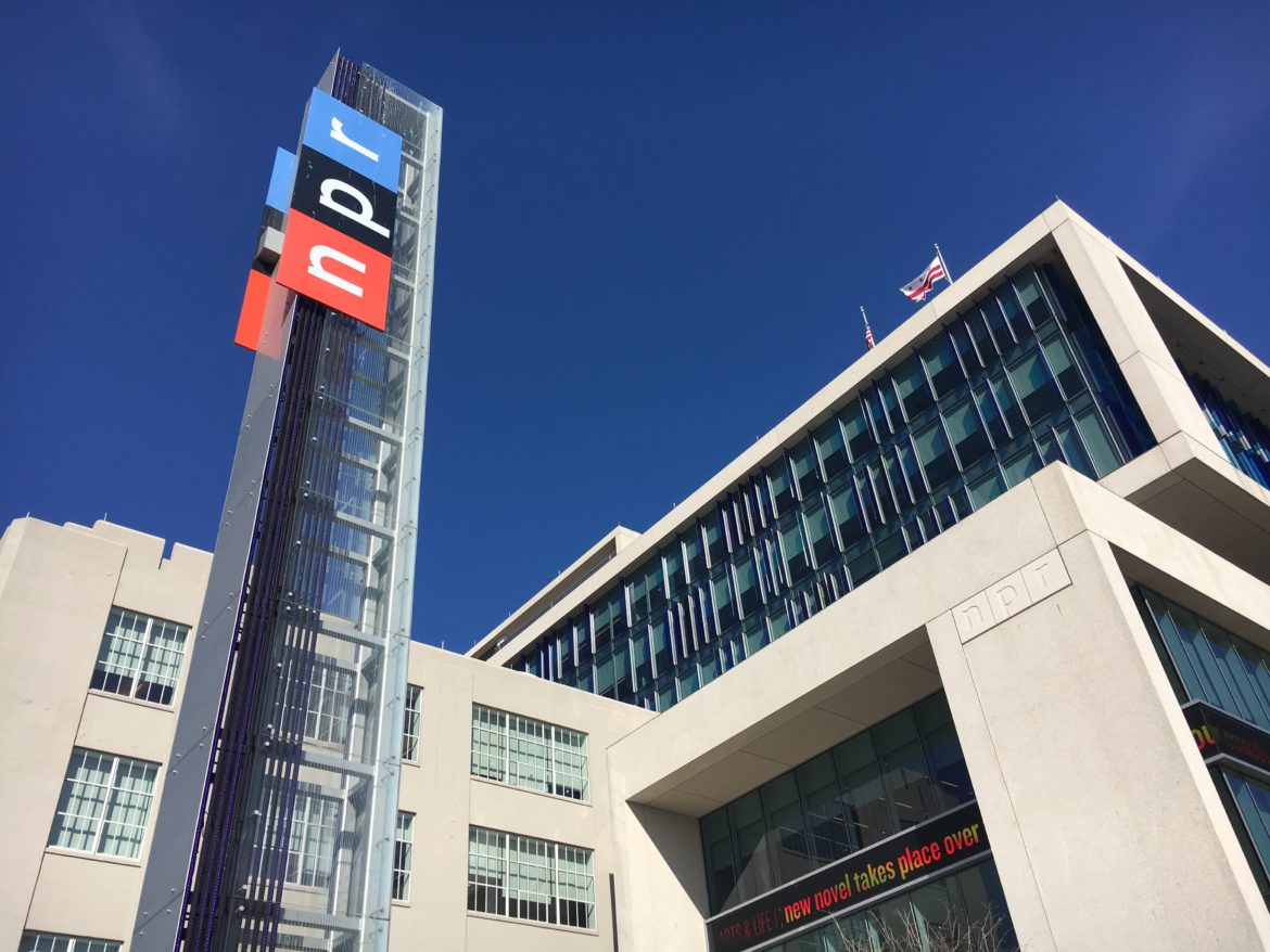 Image: It's time to completely defund NPR and halt its dangerous, dishonest anti-America rhetoric rooted in hatred of Trump and racism toward whites