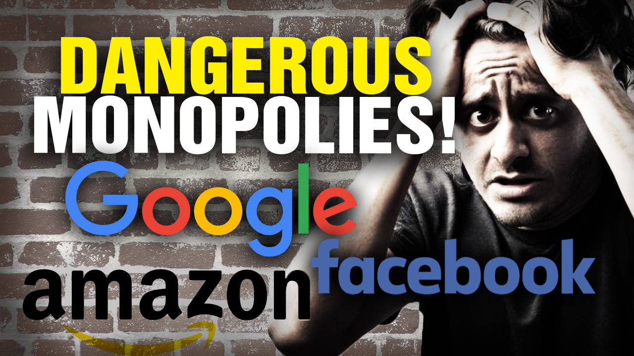 Image: NET NEUTRALITY is a total scam by liberty-crushing leftists: The real censorship of the internet is already being carried out by Google, Facebook and Twitter
