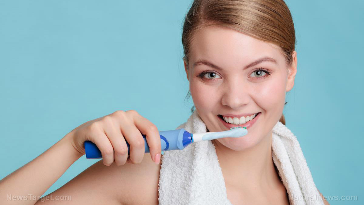 "Repair decayed teeth with ""bioactive"" glass that remineralizes teeth without fluoride Toothbrush-Toothpaste"