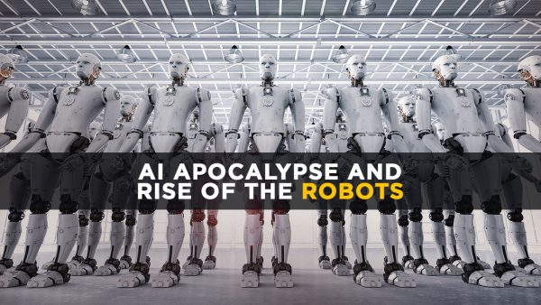 "Image: AI robots are already creating ""hellish dystopia"" by stealing human jobs, professor warns"