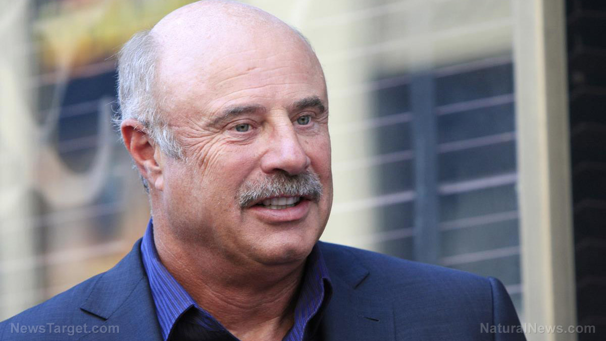 Image: Dr. Phil outed for allegedly providing drugs and alcohol to addiction victims to make his shows more entertaining