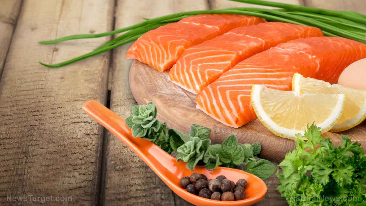 Image: Manage your cholesterol levels with fatty fish and camelina oil