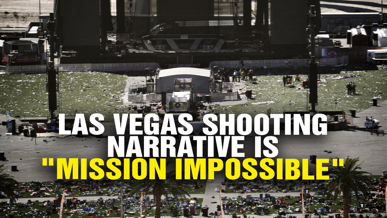 Image: COVER UP? FBI says it will take a YEAR before motive of Vegas shooter is revealed as LVPD police captain mysteriously goes missing