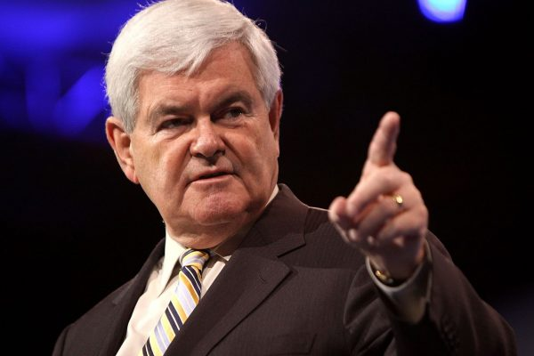 Image: Gingrich: Mueller, Rosenstein now behaving like the Gestapo in Nazi Germany as never-ending POTUS probe expands