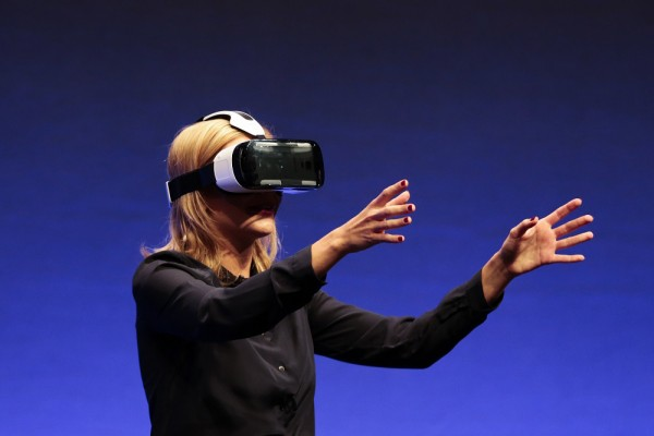 Virtual reality now being used for pain intervention and PTSD treatment