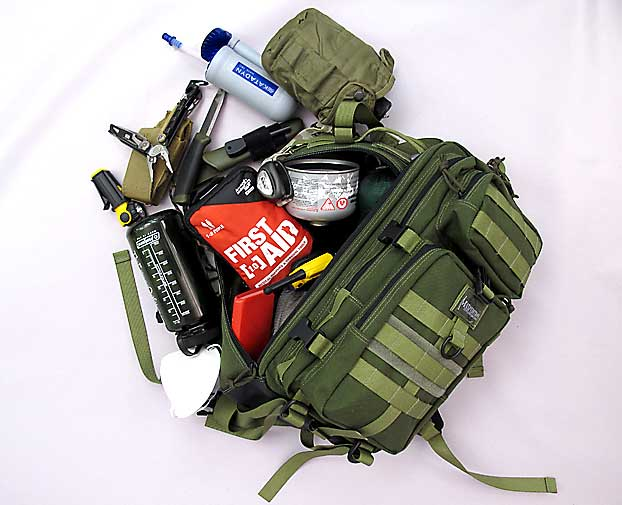 Image: Is your bug-out bag getting heavy? Reconsider these 9 items