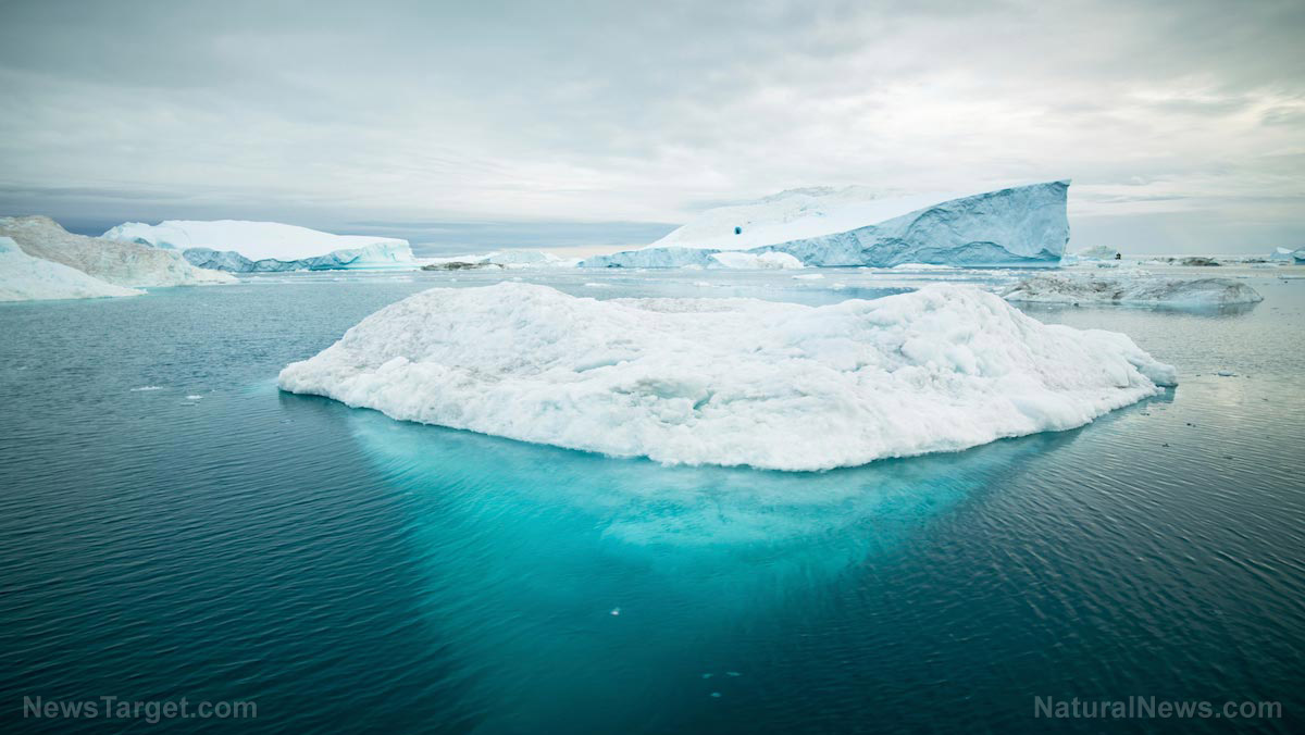 Earth's Internal Core Responsible for Greenland's Ice Melt