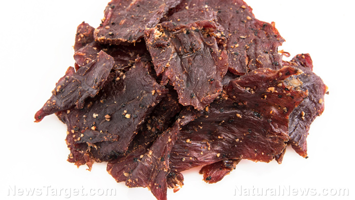 Natural Jerky Cure