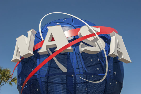 Image: NASA successfully completes first test of compact nuclear power system that could power a human base on Mars