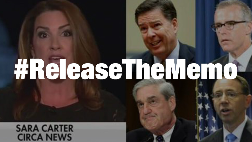 "Image: #ReleaseTheMemo goes viral as America demands to see bombshell details of the secret FISA warrant… ""s**t is about to hit the fan"""