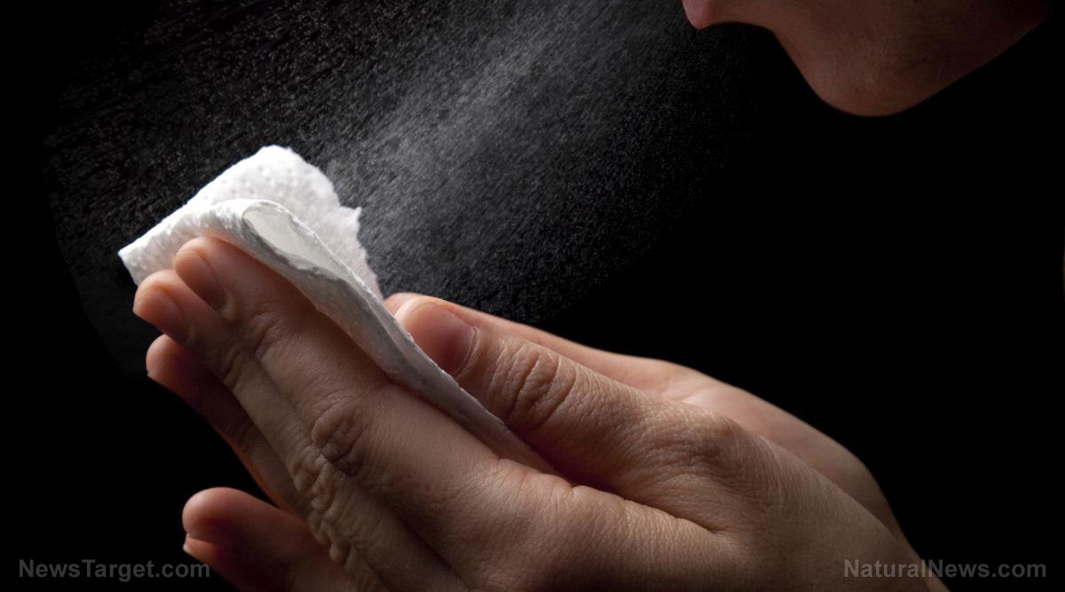 [Image: Sneeze-Tissue-Germs-Spread-Pandemic.jpg]