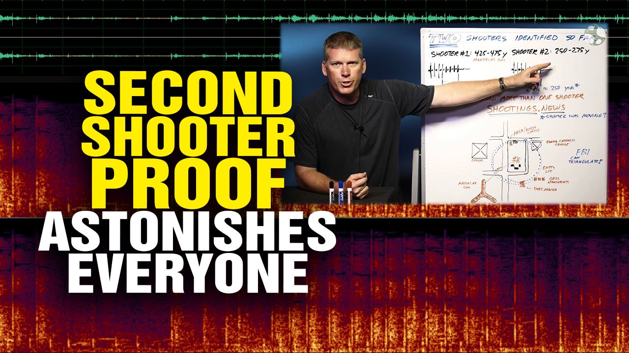 "Image: Health Ranger, InfoWars proven RIGHT yet again about the Las Vegas ""multiple shooters"" analysis"