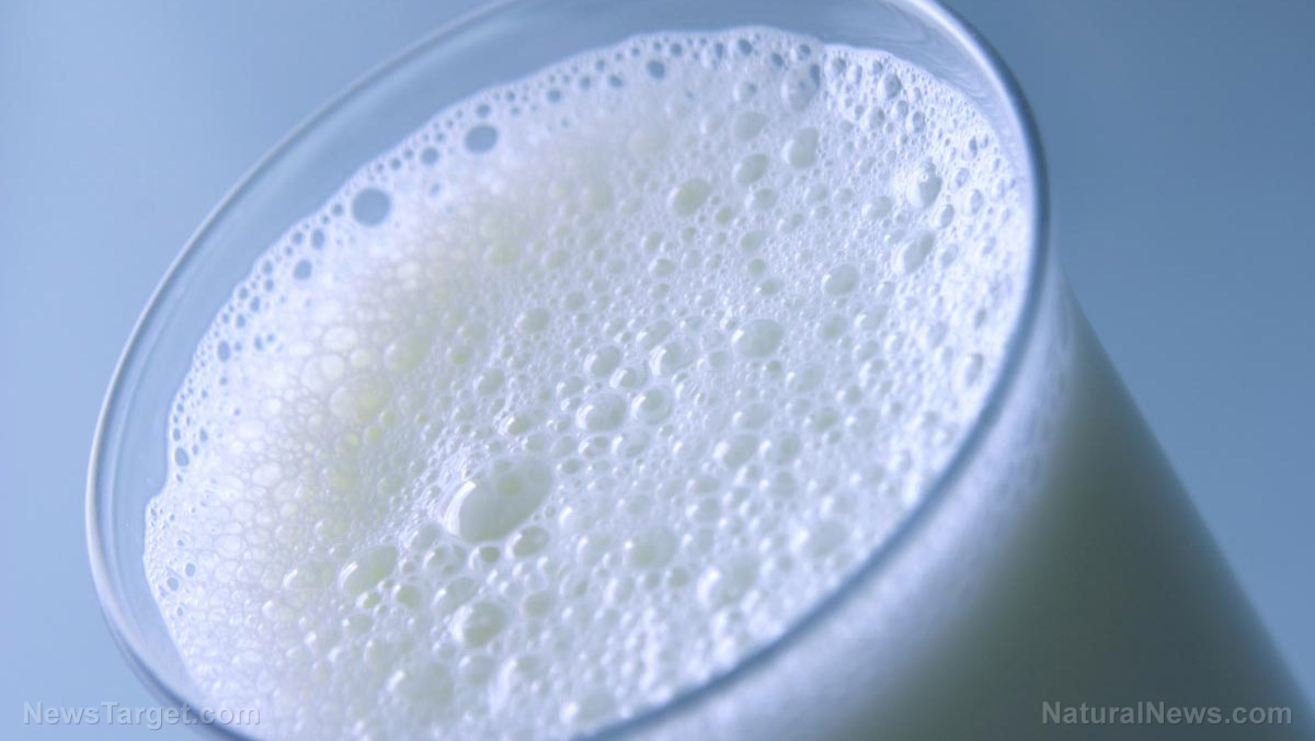 Image: A step-by-step guide to making your own powdered milk
