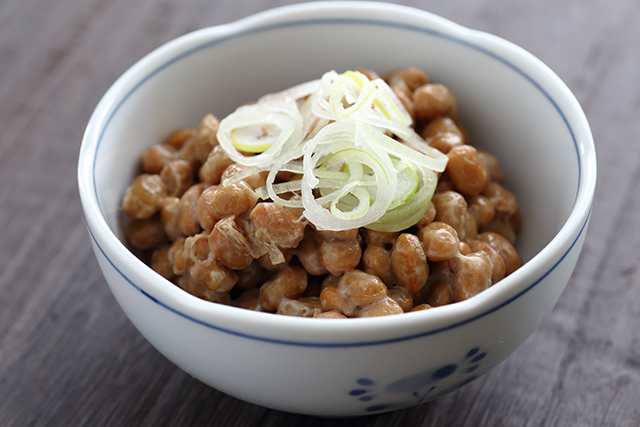 Traditional fermented soybean dish from Japan can clean out your arteries and clear your sinuses