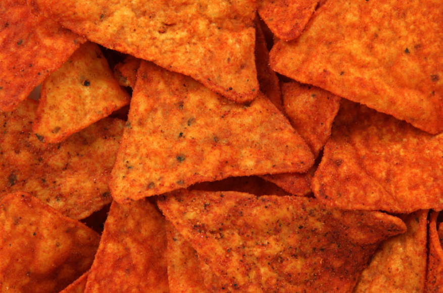 "Image: Frito-Lay under attack by outraged feminists after announcing ""Lady Doritos"" that would be less messy"
