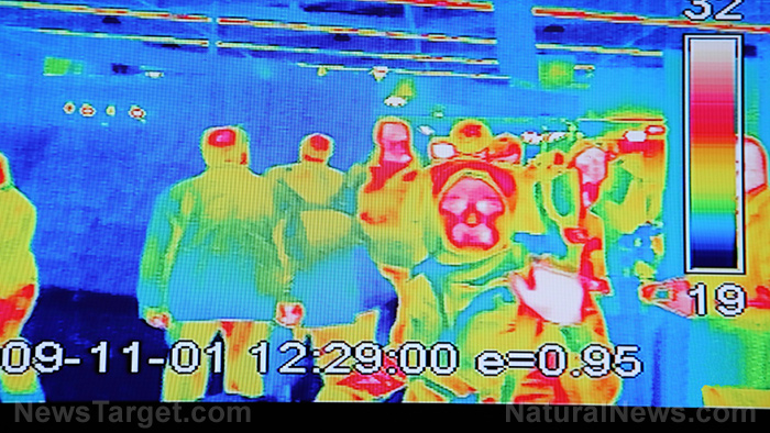 Image: Keeping a low profile: How to avoid thermal cameras deployed by the surveillance state