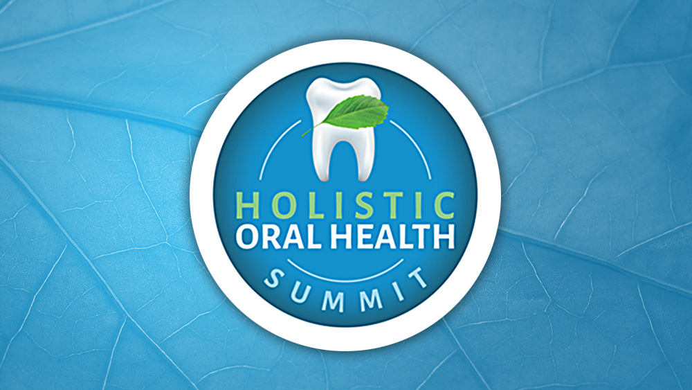 Image: Starts TODAY: The Oral Health Summit's eye-opening interview with the Health Ranger