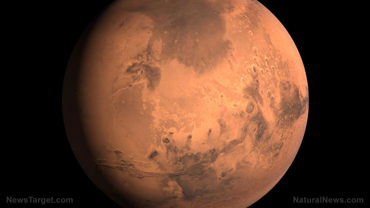 Image: Why did Mars dry out? NASA space telescope reveals insights