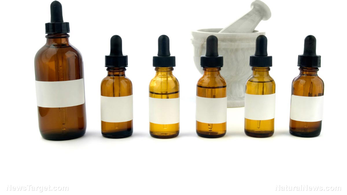 Image: Your basic homemade medicines: 10 tinctures to keep in stock