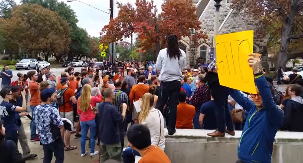 Image: Exposed: Anti-gun teachers, along with Pravda media, exploiting students of Parkland, Florida shooting