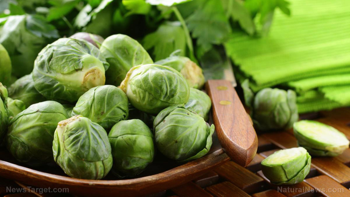 Image: Early stages of schizophrenia can be treated with nutrients found in Brussels sprouts, shellfish, and oranges