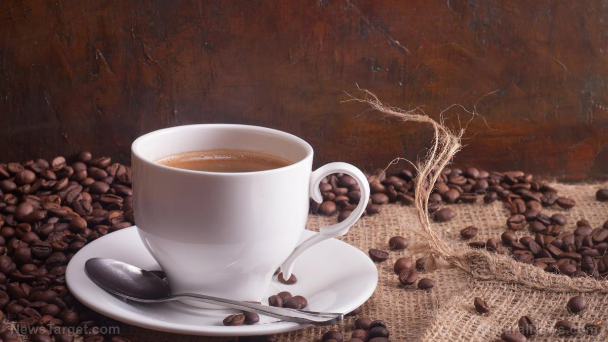 Coffee found to affect metabolism in dozens of ways, including impacting steroid pathways Coffee-Cup-Beans-4