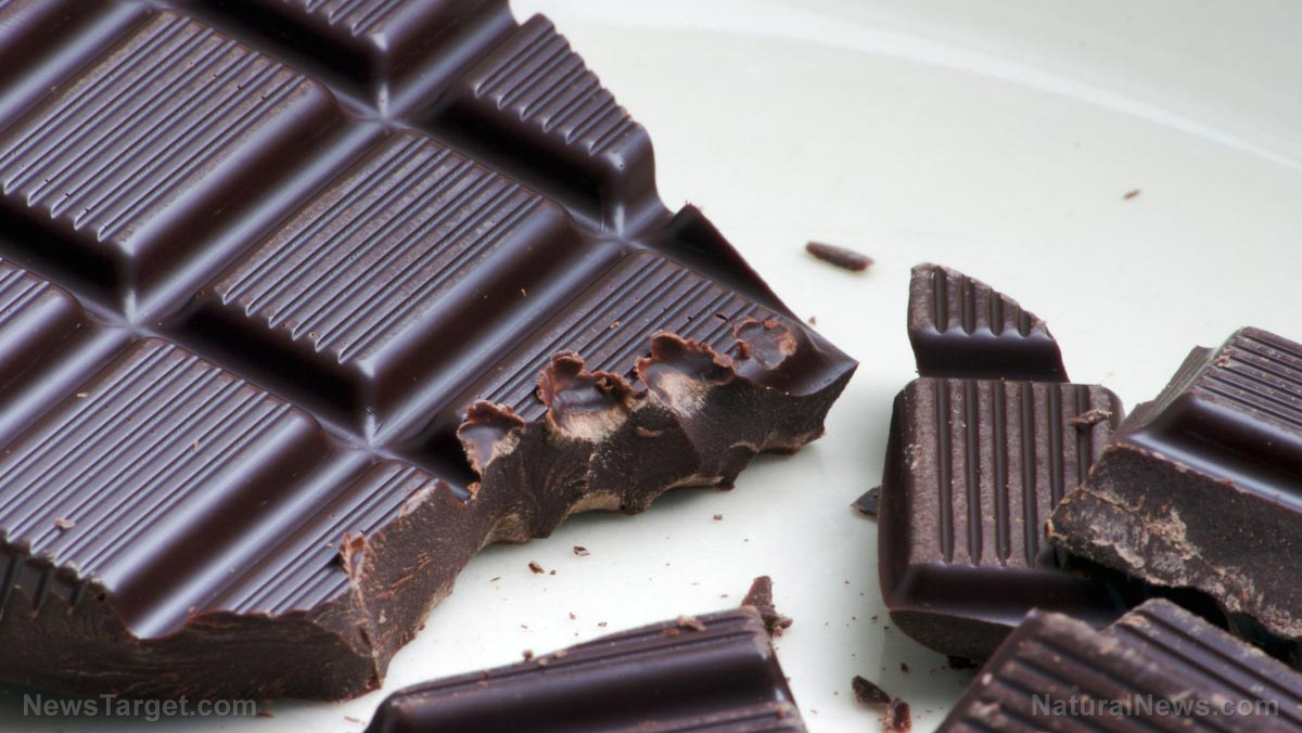 Image: When it comes to chocolate, the darker the better: Dark chocolate reduces stress while improving memory
