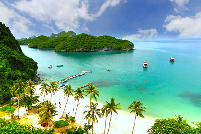 Image: Three islands in southeast Thailand to BAN all activities that could hurt its environment and marine ecosystems
