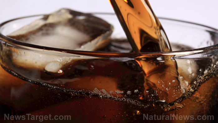 Image: Two sodas a day DOUBLE the risk of heart disease, study warns