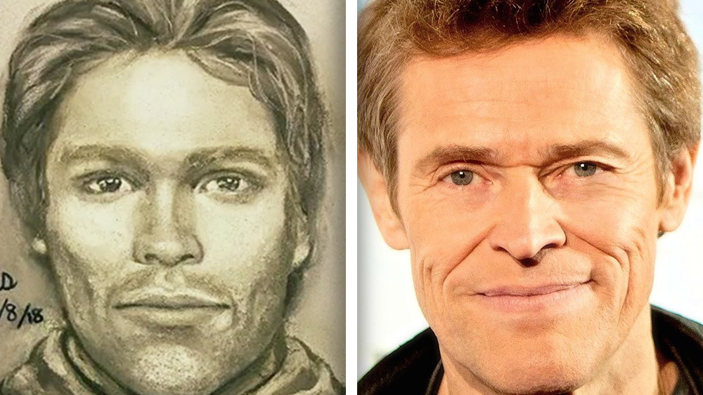 "Image: Stormy Daniels' ""perp sketch"" looks like the Green Goblin from Spiderman… online laughter ensues"