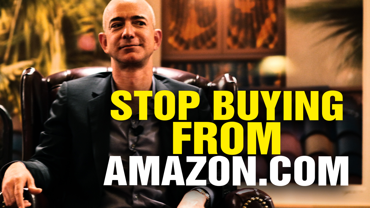 "Image: Jeff Bezos applauds Islam non-profits on Amazon's ""smile"" donation program, but BANS Christian groups… wow"