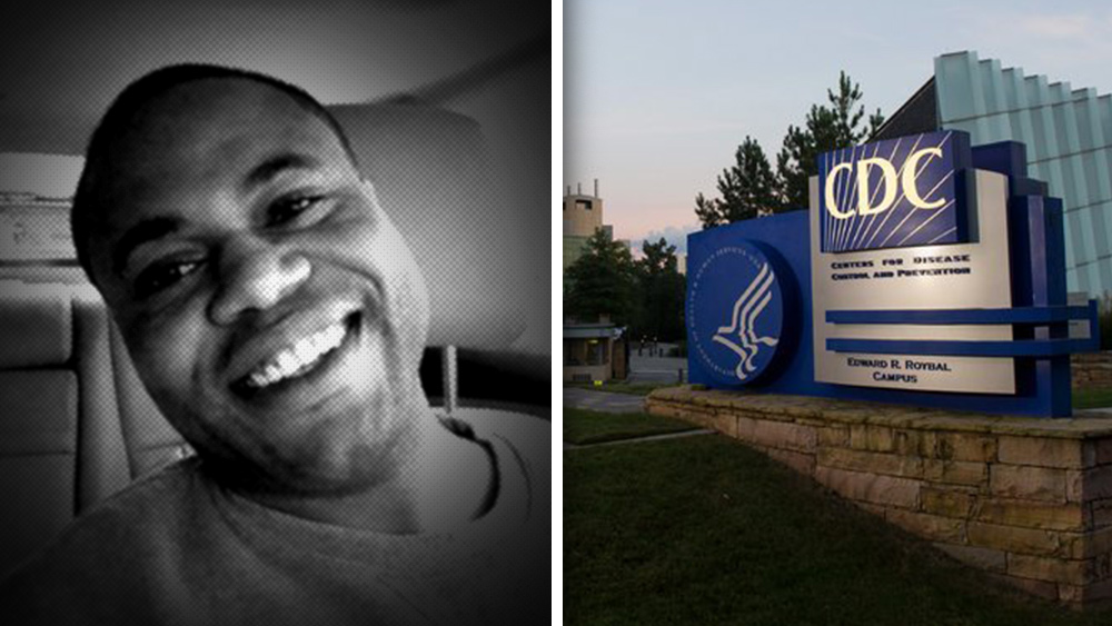 Image: Body of CDC researcher Timothy Cunningham found in a river near Atlanta… what did he know? Why was he murdered?
