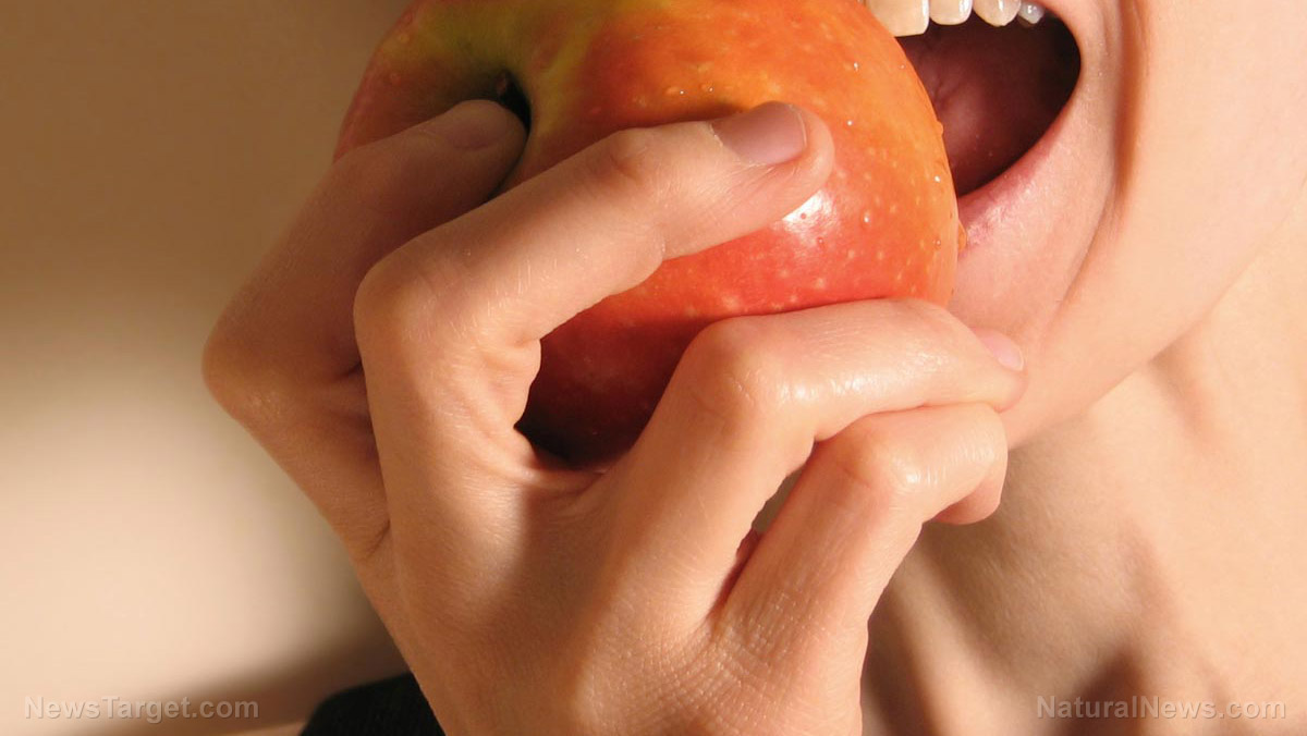 Image: An apple a day can help prevent diabetes