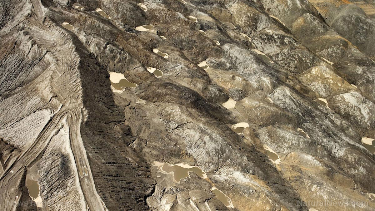 Image: EPA: Soil in the upper American Fork Canyon contain high levels of arsenic, lead, mercury, and other harmful metals