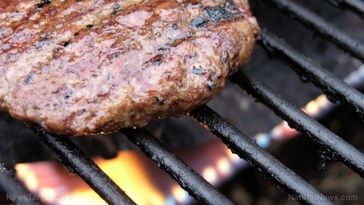 Image: Why grilled meats could be the cause of your high blood pressure