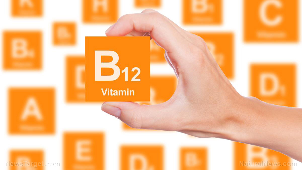Image: Do your hands shake when you write? You may be lacking in vitamin B12
